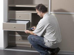 ремонт любых шкафов