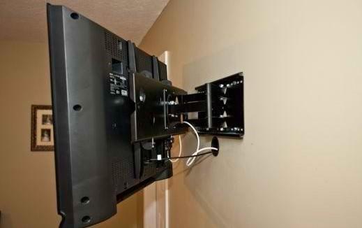 Как повесить телевизор на стену в Москве 1