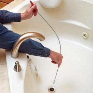 устранение засора канализации