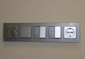 установка выключателя электрик