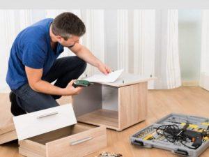 ремонт комода на дому